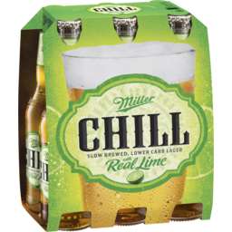 Photo of Miller Chill Bottles