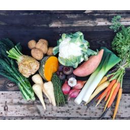 Photo of Organic Soup Veg Box $40