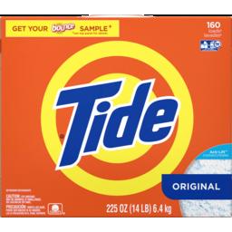 Photo of Tide Powder Original 160 Loads