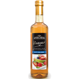 Photo of A/Fresh Vinegar Balsamic Wht 500ml