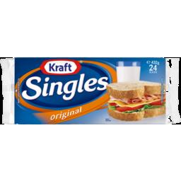 Photo of Kraft Singles Original 24 Slices 432g