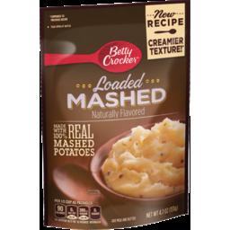 Photo of Betty Crocker Loaded Mashed Potatoes, 4.7 Oz