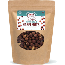 Photo of 2die4 Live Foods Nuts - Activated Hazelnuts