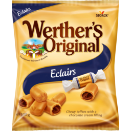 Photo of Werthers Original Eclairs