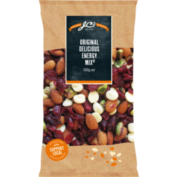 Photo of Jc's Delecious Energy Mix 500g