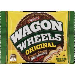 Photo of Arnott's Wagon Wheels Original 48g