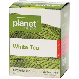 Photo of Planet Organic Tea - White