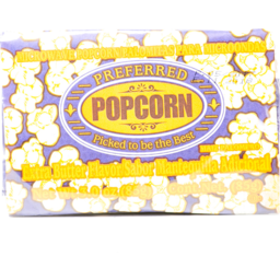 Photo of Preferred Popcorn Butter Individual