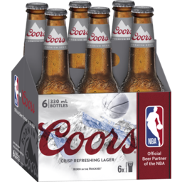 Photo of Coors Lager Stubbies