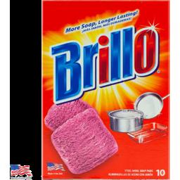 Photo of Brillo Steel Wool Soap Pad