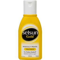 Photo of Selsun Dandruff Treatmnt#125ml