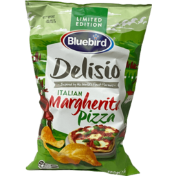 Photo of Bluebird Delisio Italian Margherita Pizza 130g