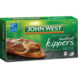 Photo of John West Kipper Fillets In Brine 200g
