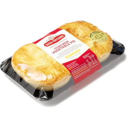 Photo of Chicken And Vegetable Pies 2pk Baked Provisions