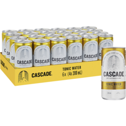 Photo of Cascade Carbonate Tonic Water Can