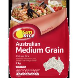 Photo of SunRice White Calrose Medium Grain Rice 2 Kg