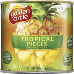 Photo of Golden Circle® Tropical Pineapple Pieces 425g