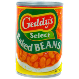 Photo of Geddy's Baked Beans