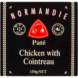 Photo of Normand Pate Chc&Cointr 150gm