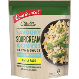 Photo of Continental P&Sval Sour Cream Chive 5g