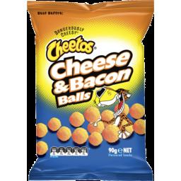 Photo of Cheetos Chs Bacon Balls 90gm