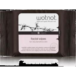 Photo of Wotnot Wipes Facial Oilys 25pk