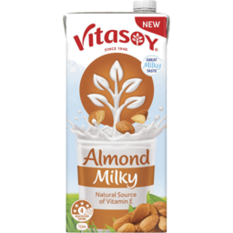 Photo of Vitasoy Almond Milky Uht 1l