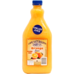 Photo of Cape Naturaliste Orange Juice 2lt