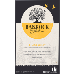 Photo of Banrock Station Chardonnay 2L Cask