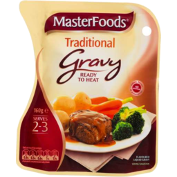 Photo of Masterfoods Gravy Traditional 160gm