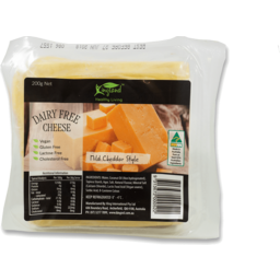 Photo of Kingland - Cheese Soy Block - 200g