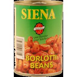 Photo of Siena Beans Borlotti 400gm