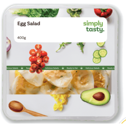 Photo of JL King Egg Salad 300gm
