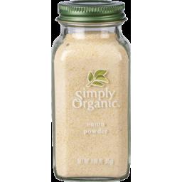 Photo of Simply Organic Onion Powder