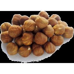 Photo of Organic Raw Hazelnuts