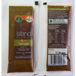 Photo of 'Bengal' Curry Paste 50g - for great Vegetable or white meat Curry