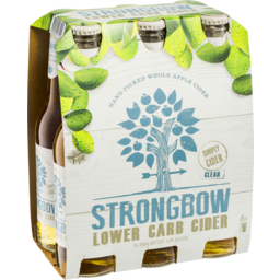 Photo of Strongbow Clear 6pk