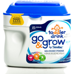 Photo of Similac Go & Grow Infant Formula With Iron
