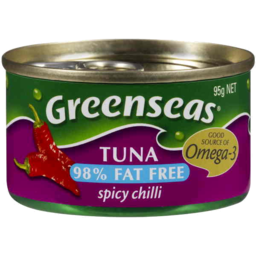 Photo of Greenseas Tuna Lite Smoked 95gm