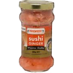 Photo of Pandaroo Sushi Ginger 200gm