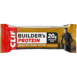 Photo of Clif Builders Bar Choc Pb 68g