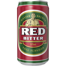 Photo of Red Bitter 375ml Can