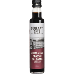 Photo of Squeaky Gate Australian Classic Balsamic Vinegar 250ml