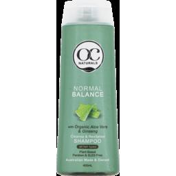Photo of Organic Care Normal Balance Shampoo 400ml