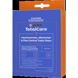 Photo of Totalcare Allwormer &  Flea Control Small Dog 1 Pack