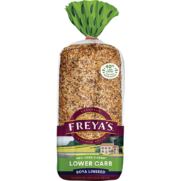 Photo of Freya's Bread Low Carb Soy & Linseed 750g