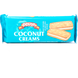 Photo of Devon Coconut Cream Biscuits