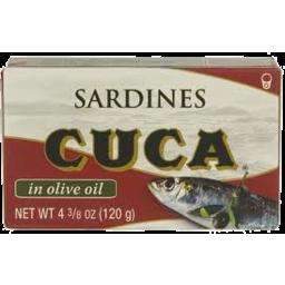 Photo of Cuca Sardines In Olive Oil