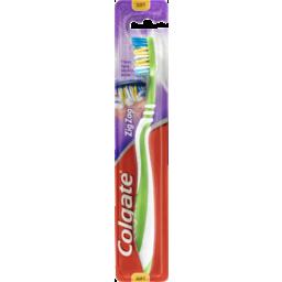 Photo of Colgate Zigzag Deep Interdental Clean Toothbrush Soft Adult