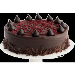 Photo of Original Foods Cake Chocolate Raspberry